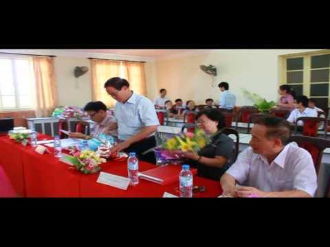 Lễ bảo vệ luận văn Thạc Sĩ Thủy Văn - Nguyễn Thị Kim Ngân