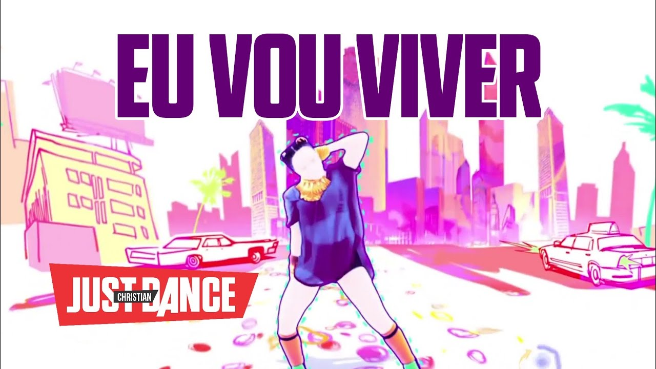 DJ PV Ft. Marcos Freire - Eu Vou Viver - Just Dance Gospel