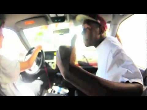 Tyler the creator cruisin' with da gang