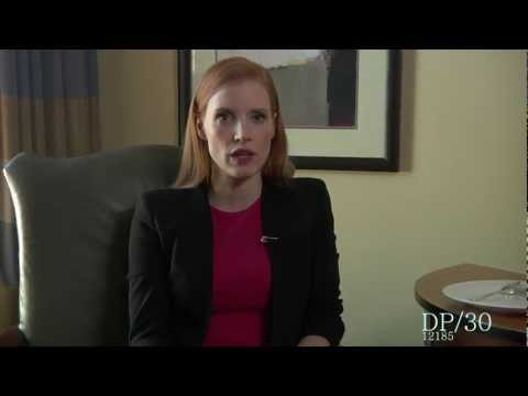 DP/30: Zero Dark Thirty, actor Jessica Chastain