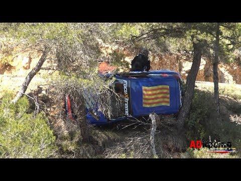 Rally Ciutat d'Igualada 2018 | Crashes & Full Attack | ADRacing