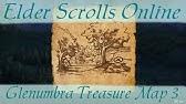 Glenum Treasure Map 2 [Elder Scrolls Online] - YouTube on