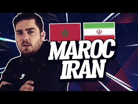 MAROC - IRAN (0-1) // Live Reaction & Commentaire - ClubHouse
