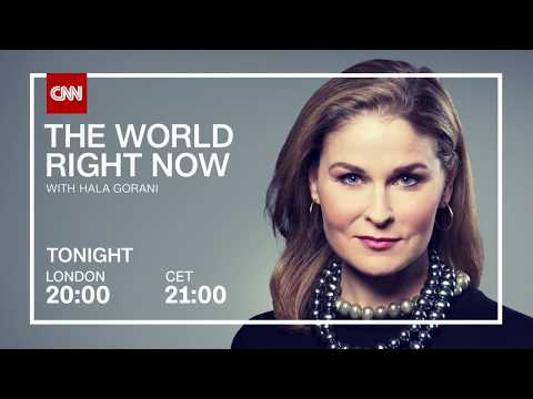 "CNN International: ""The World Right Now"" promo"