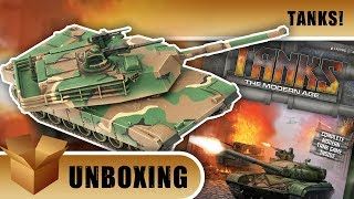 Tanks! Unboxing: The Modern Age Starter Set - M1 VS T-64