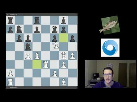 Awesome Annotations #4 - AlphaZero Whacks Stockfish - The Sequel