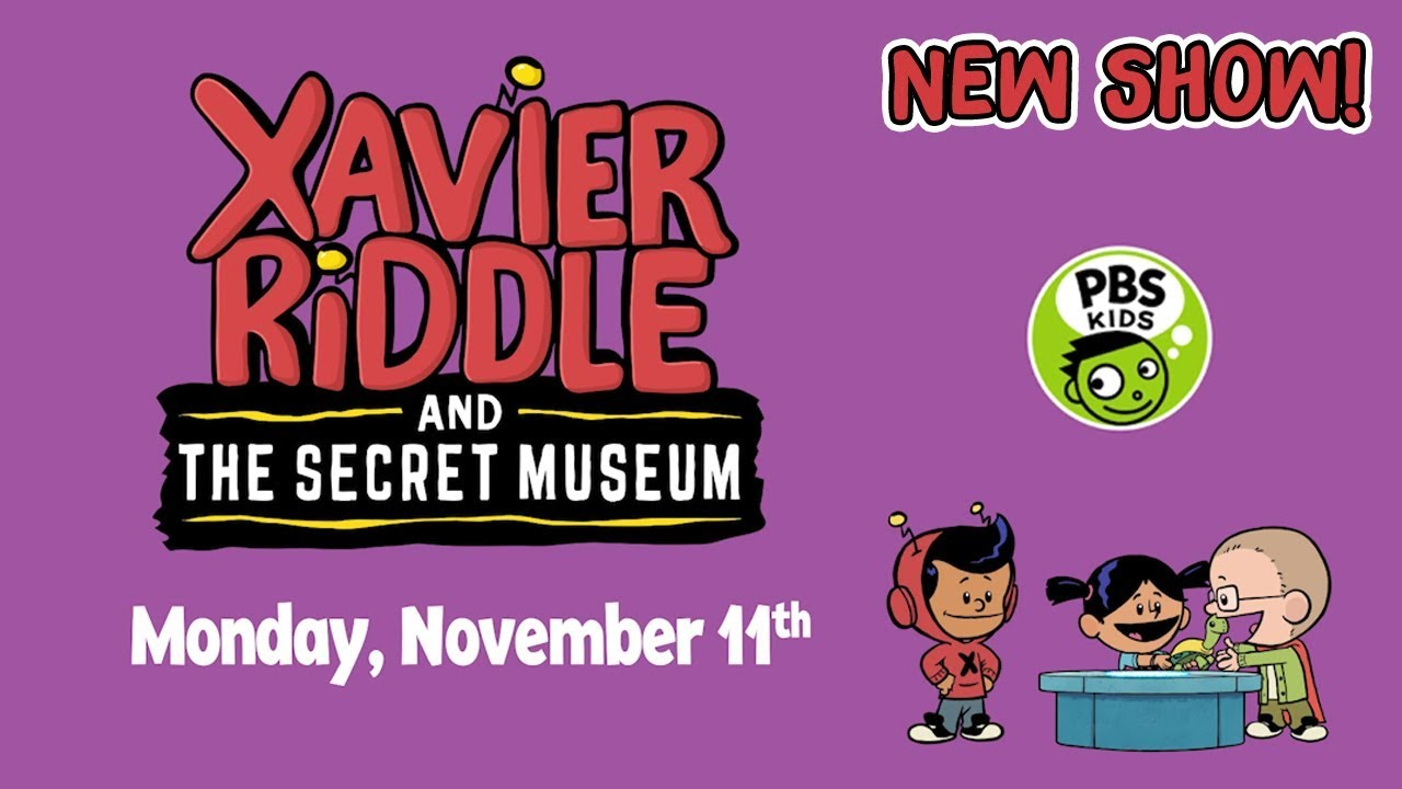 Xavier Riddle and the Secret Museum | NEW SHOW! |