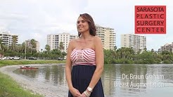 Sarasota Plastic Surgery Center - Dr. Braun Graham - Breast Augmentation