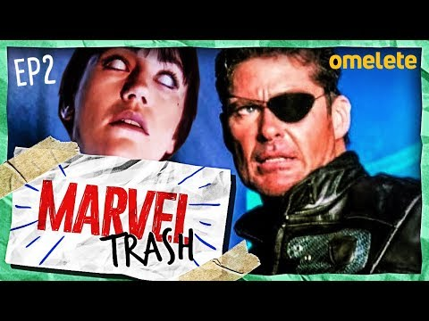 PORNÔ DA MARVEL? NICK FURY DE 1990 | Marvel Trash #2