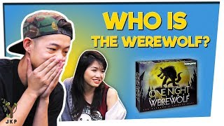 ONE NIGHT ULTIMATE WEREWOLF | With A Mystery Guest??