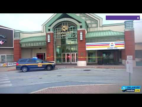 One injured during Concord Mall Shooting
