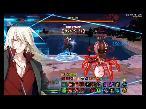 [Closers] Some Wolfgang Schneider Mid-level Gameplay
