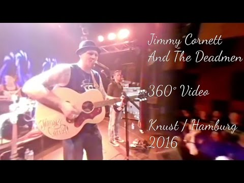 Jimmy Cornett And The Deadmen - Highway Is My Home 360°