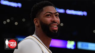 Anthony Davis is simply a brutal matchup - Jeff Van Gundy | Stephen A. Smith Show