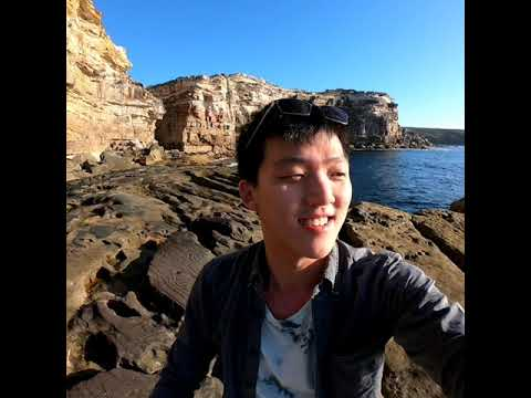 Sydney Royal National Park Fishing[VBLOG]