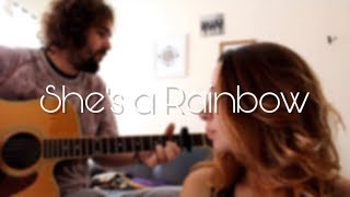She's a rainbow - Rolling Stones (cover)