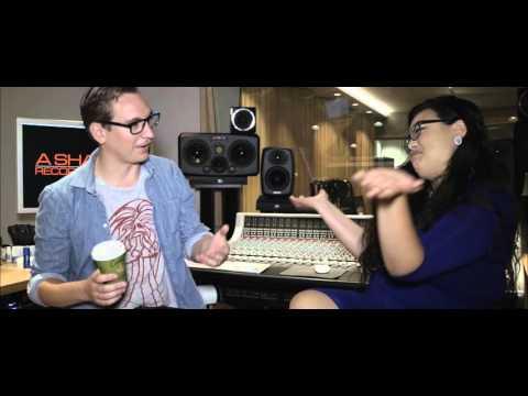 Interview with Ed Nixon at A Sharp Recording Studio