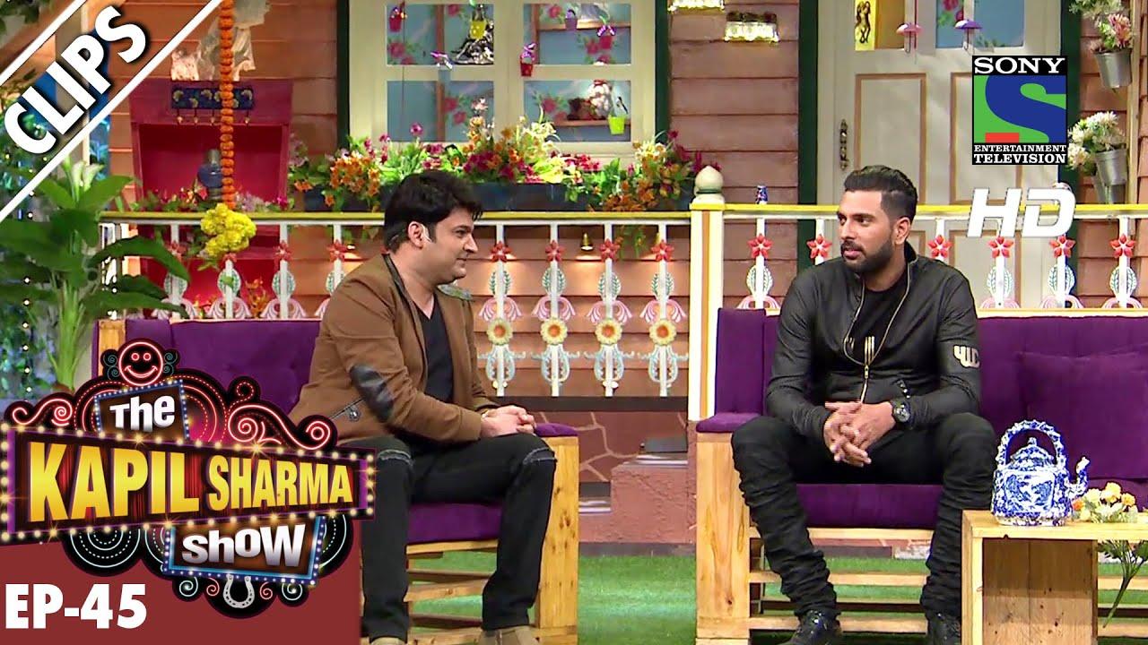 Fun time with Yuvraj Singh - The Kapil Sharma Show - Ep 45 -24th September  2016