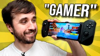 "CELULAR ""GAMER""? - RoG Phone 5"