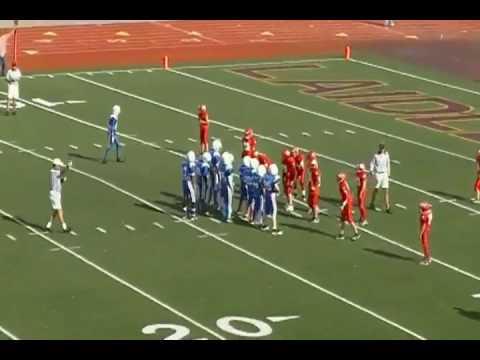 Single Wing Kanawha City Colts 2009 Season Highlights