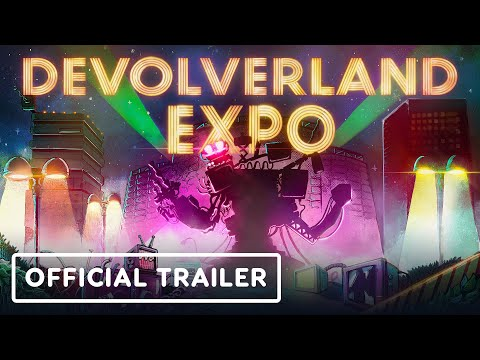 Devolverland Expo - Official Launch Trailer