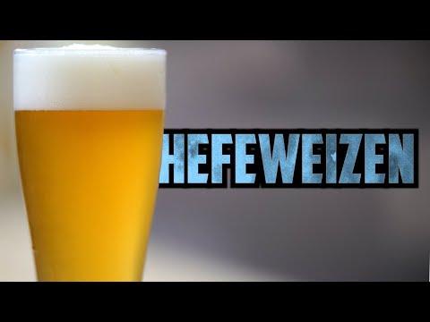 How To Brew Hefeweizen (Weissbier) | Counterflow Chiller