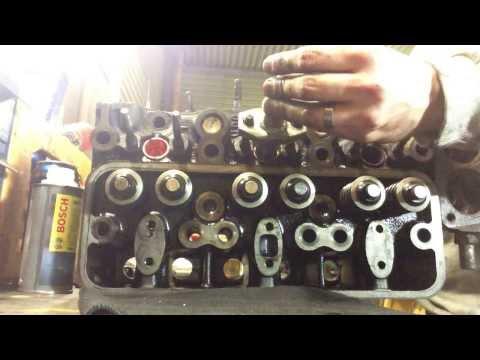 Hur man byter en spridarhylsa, Volvo D50B / How to Replace a Nozzle