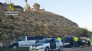 Teruel 4 detenidos por el