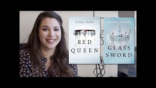 RED QUEEN Movie and YA Talk with Victoria Aveyard!