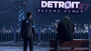 Detroit: Become Human - :'( Connor #7 (Let's Play)