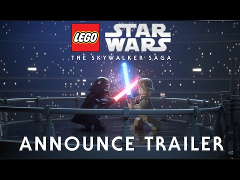 LEGO Star Wars: The Skywalker Saga - Announce Trailer
