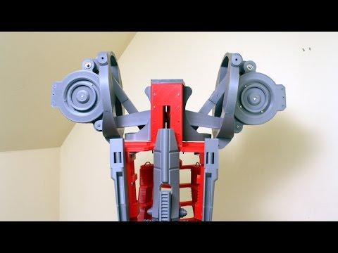XRobots - Ultron Part 10, A REAL ROBOT - Shoulder Mechanics and Testing
