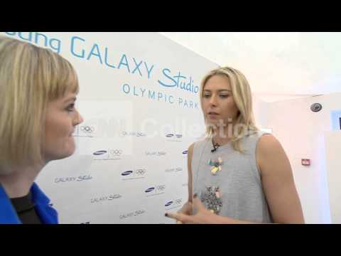 "MARIA SHARAPOVA:""SOCHI IS SAFE"""