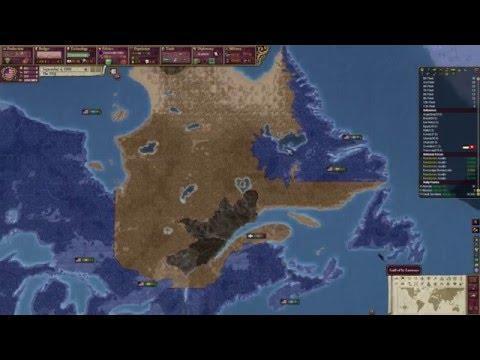 Victoria II: USA #46: Welcome Quebec! (w/ Duke)