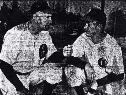 Casey and the Nine Old Men:  The Oakland Oaks of 1948