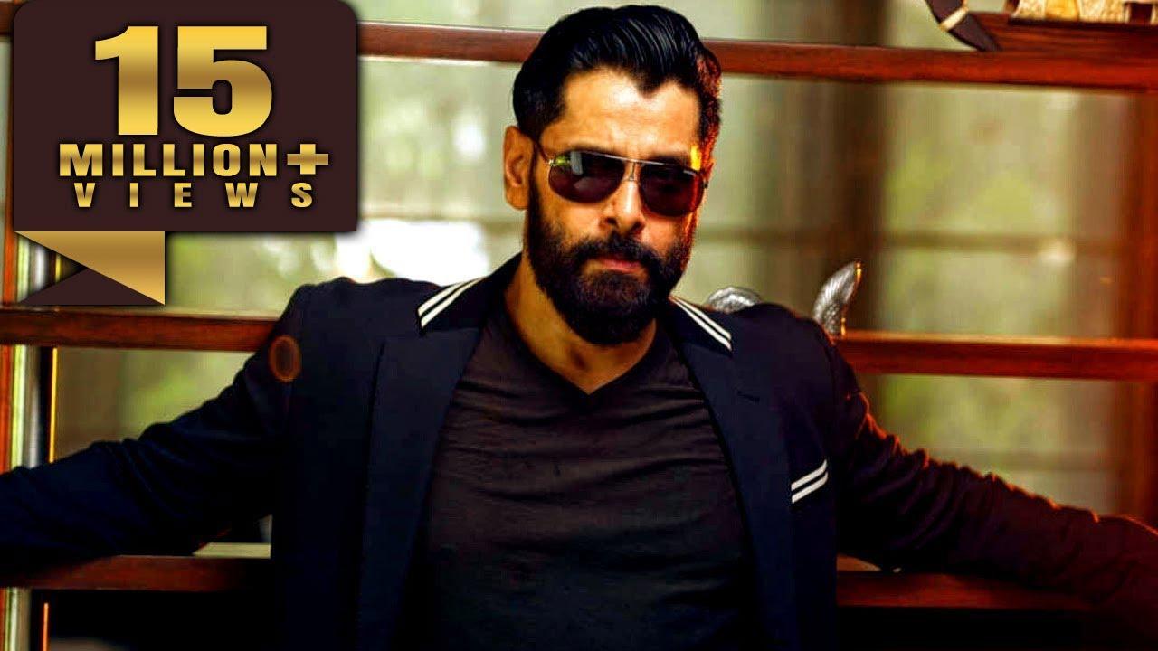 Download Main Hoon Dada No 1 - Vikram in Hindi Dubbed Movie l South Superhit Movie