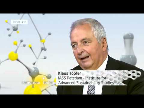 Studio Guest: Klaus Töpfer, IASS Potsdam | Tomorrow Today