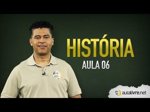 História - Aula 06 - República Neoliberal