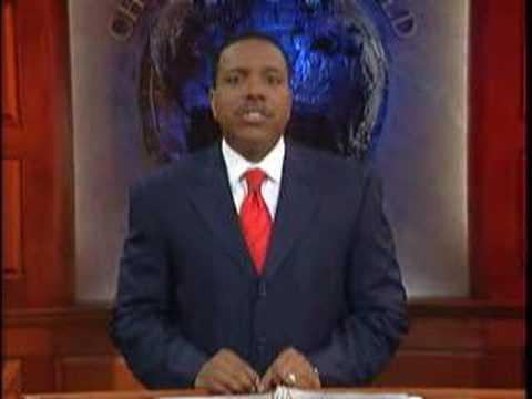 Dr. Creflo Dollar addresses Virginia Tech shooting...
