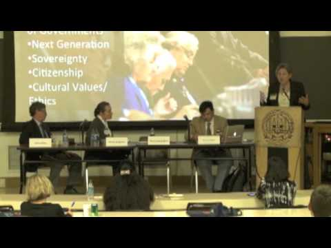 Good Native Governance: Plenary 2: The Cutting Edge of Economic Development in Indian Country