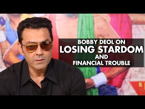 Bobby Deol On Losing Stardom, Fighting His Demons, Financial Trouble & Making A Comeback  SpotboyE