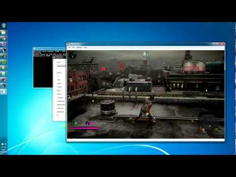 Playstation 4 remote play made possible on PC, includes mouse & keyboard controls!