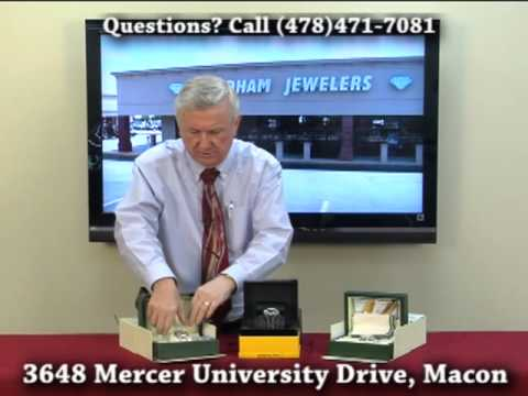 Sell Your Rolex At Fordham Jewelers (Macon, GA)
