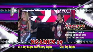 Download lagu Eny Sagita feat. Nonny Sagita - Ngamen 19 [OFFICIAL]