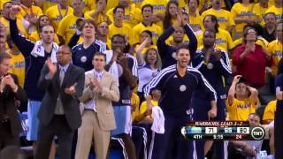 2013 NBA Playoffs - Golden State Warriors Near Collapse vs. Denver Nuggets Game 6