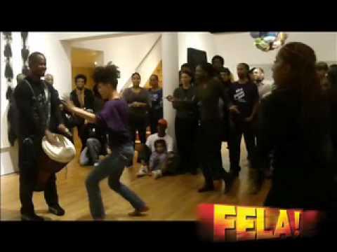 FELA! ON BROADWAY EXCLUSIVE: TALIB KWELI