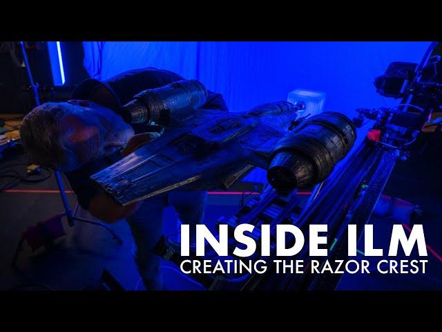Inside ILM: Creating the Razor Crest