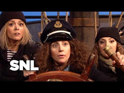 Cut For Time: Female Sea Captains - SNL