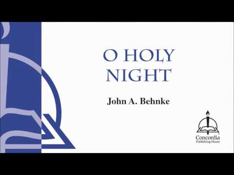 O Holy Night (Choir)