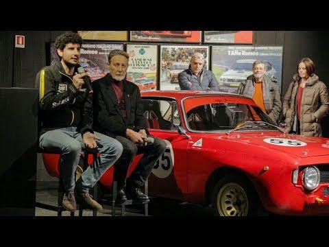 Conferenza sul pilotaggio con Gian Luigi Picchi - Davide Cironi Drive Experience